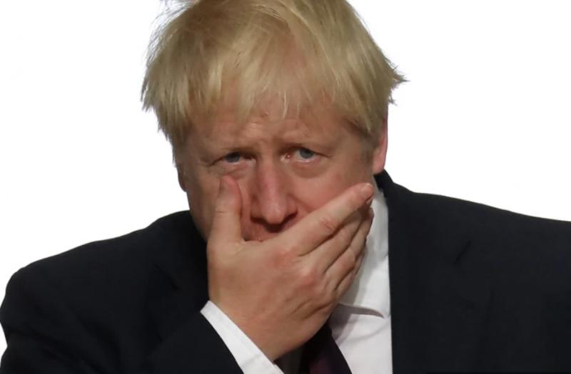 Stopnjevanje pritiska na premierja: Nov škandal ob dejstvu, da je Johnsonova zasebna številka javno dostopna že 15 let!