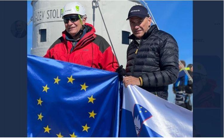 Borrell dal v nič Janšo, ki kot marioneta Trumpa izvaja politiko propadle Donaldove administracije in ne EU!