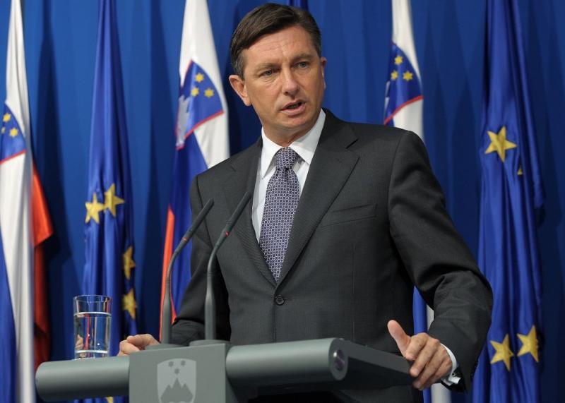 Predsednik Pahor zaželel Šarcu uspešno delo v korist Slovenije
