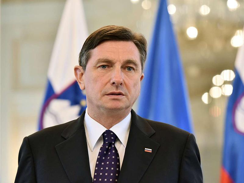 Uradni predsedniški kandidat tudi Borut Pahor