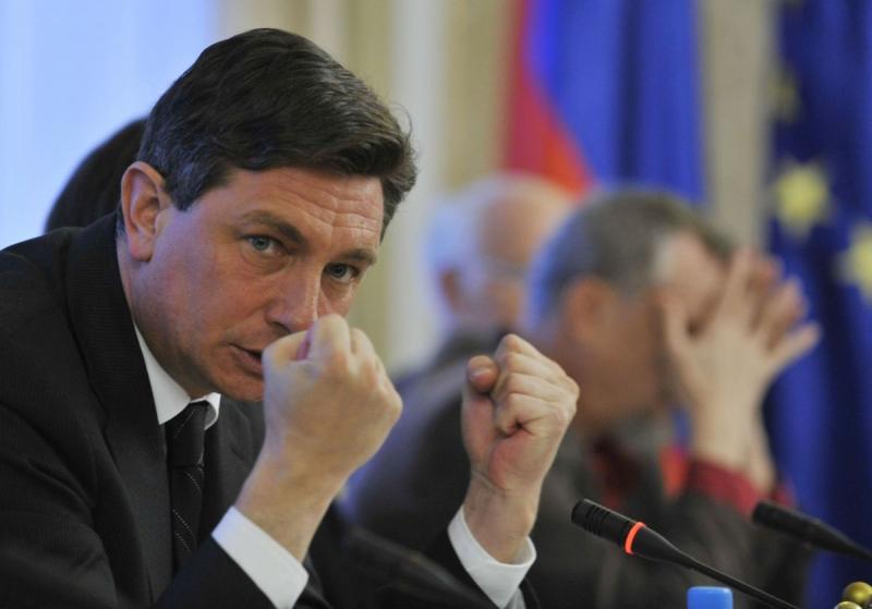 Pahor stavi na sodelovanje, politično stabilnost in varnost države