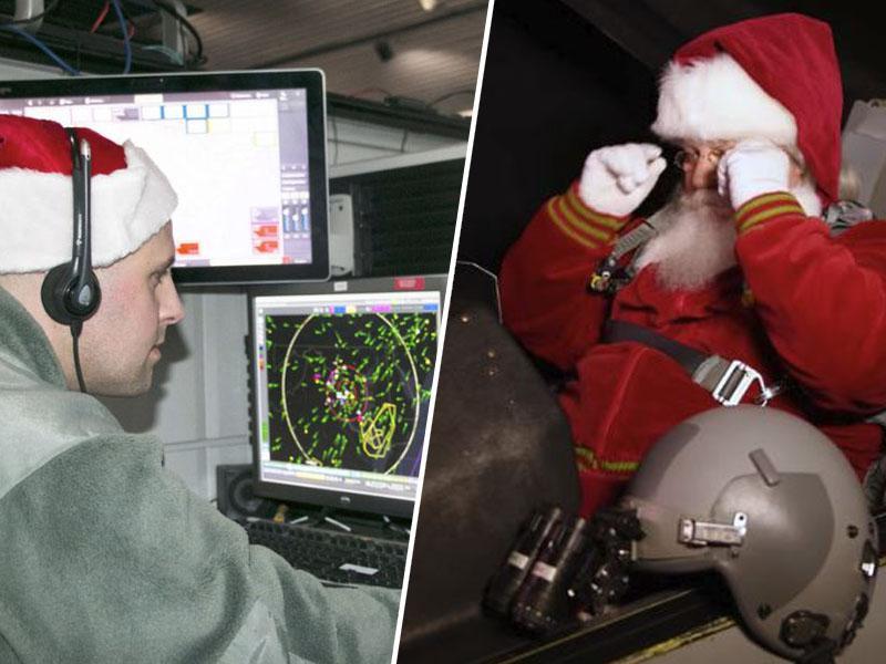 Herojskega Božička niti pandemija ni ustavila, na potovanju po svetu (z masko) pa ga znova spremljajo z radarji