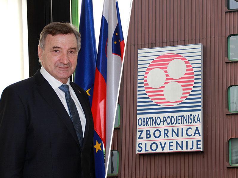 Prvi obrtnik Branko Meh: »Dovolj konkurenčni pa nismo, ker imamo prevelike obremenitve«