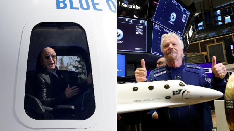»Pojdi in ne vračaj se!« 166.000 ljudi podpisalo peticijo, da se Jeffu Bezosu prepove vrnitev na Zemljo!