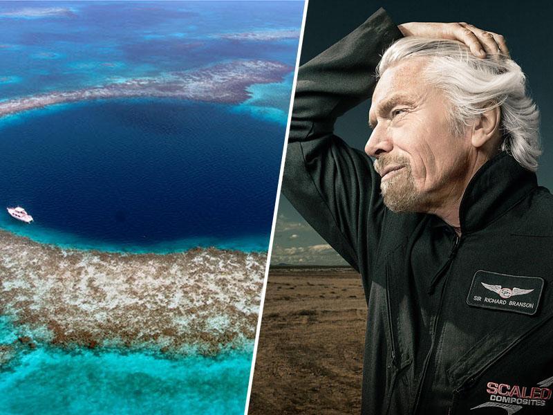 Milijarder se je potopil na dno najgloblje luknje na svetu, a tisto, kar je tam odkril, nas mora res skrbeti