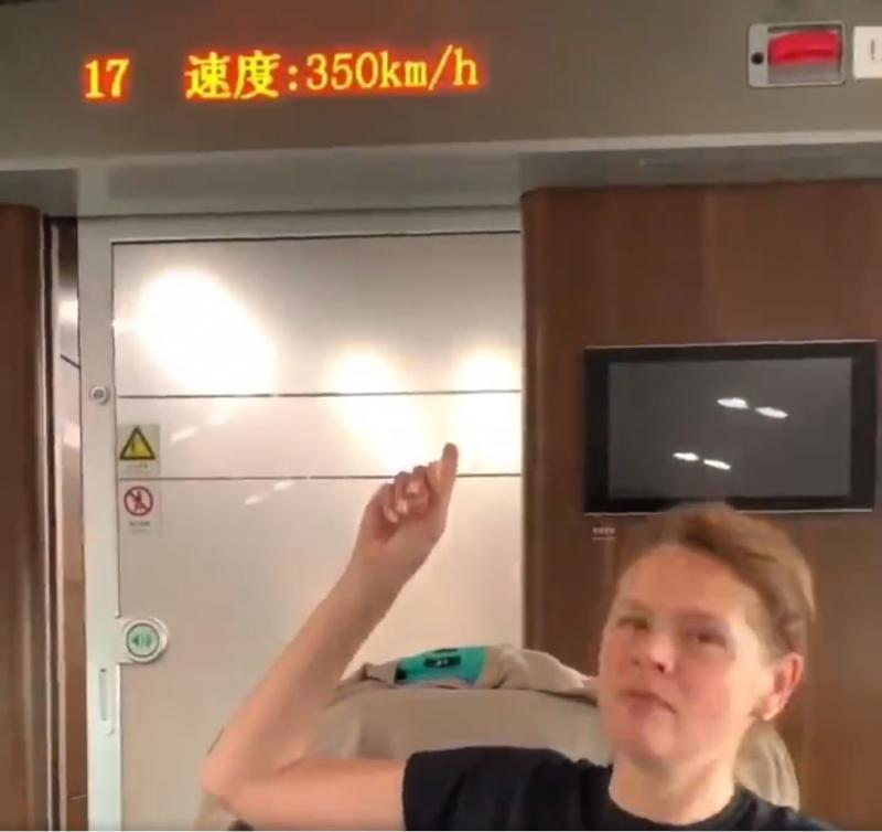 Matjaž: »Kaj imajo skupnega superhitre kitajske železnice s zastarelo slovensko eisenpon realnostjo?«