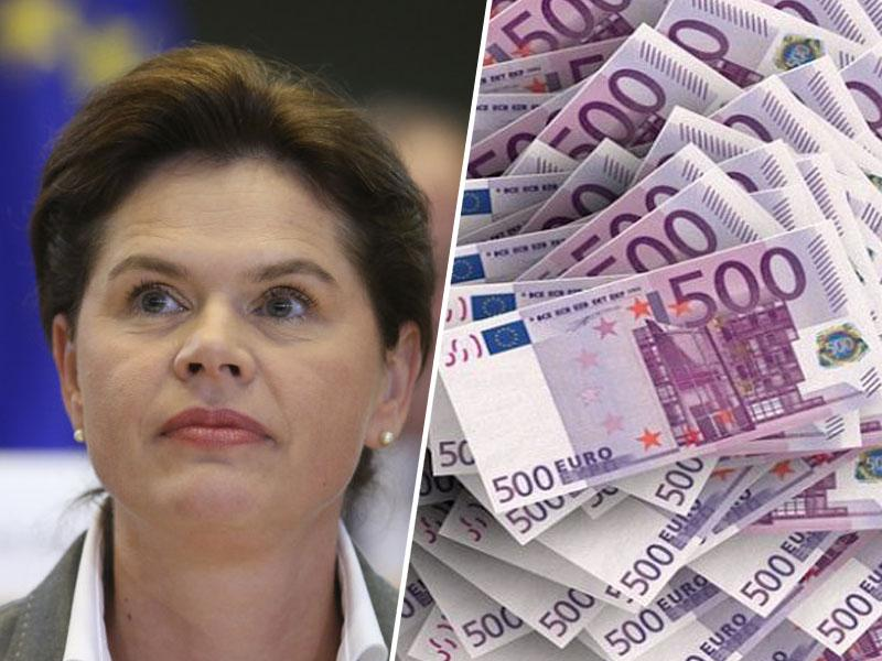 Povprečna hitrost zadolževanja Slovenije: trinajst evrov na sekundo