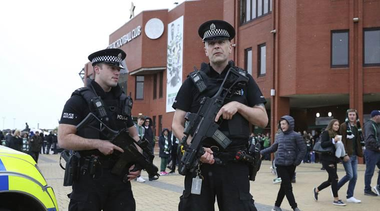 Britanski neonacisti spoznani za krive članstva v neonacistični skupini
