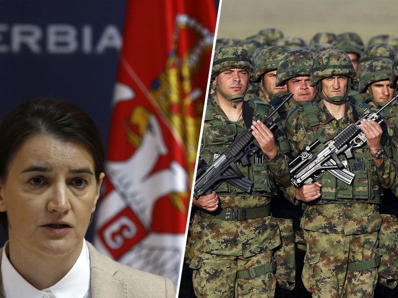 Novi kosovski boj? Srbija bi ob agresiji Prištine lahko vojno intervenirala na Kosovu