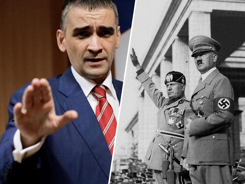 """Čokl: """"Če bi držo, ki jo ima Primorska do fašizma imela cela država, se ta ne bi nikoli več priplazil nazaj"""""""