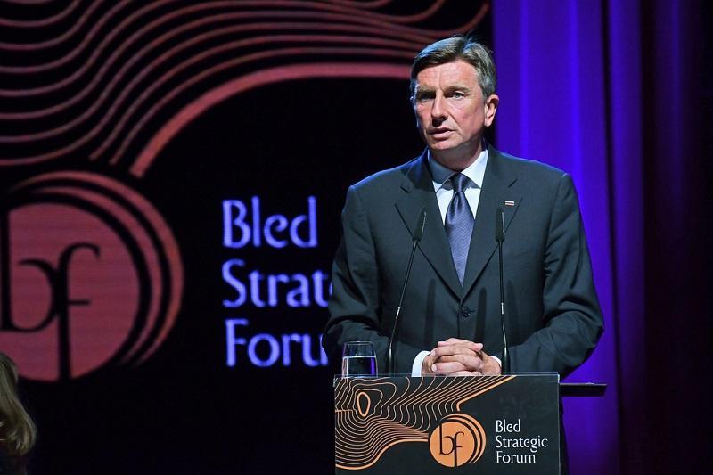Pahor na BSF: Evropska unija je v zastoju
