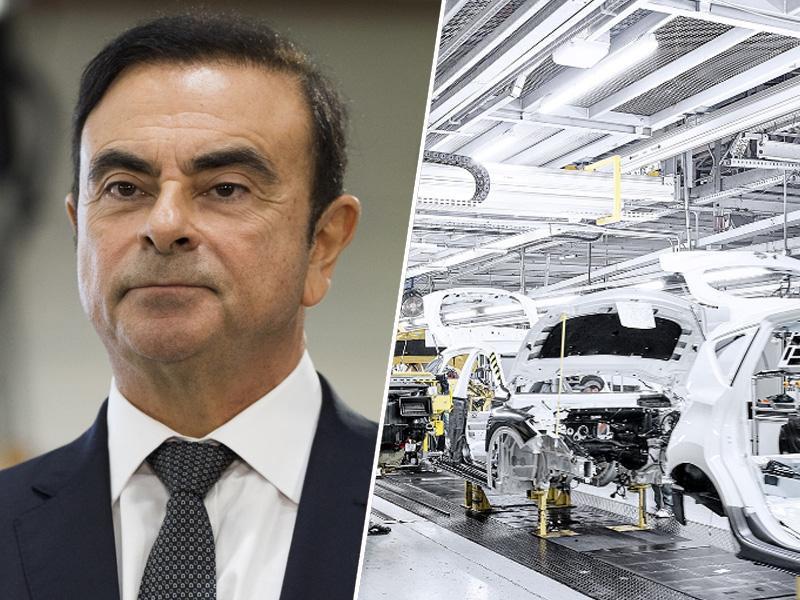Nekdanji direktor Nissana Ghosn bo uradno obtožen v ponedeljek
