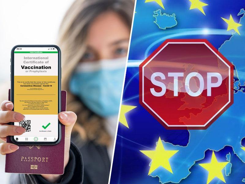 Spopad civilizacij: EU dovolila cepilno diskriminacijo, Slovenija jo je takoj uvedla, povračilni ukrepi že v teku!