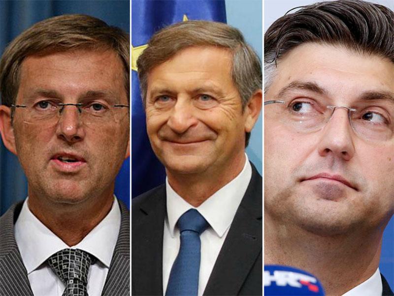 TV Z1: migranti v Slovenijo prihajajo nemoteno zaradi dogovora Cerarja in Plenkovića