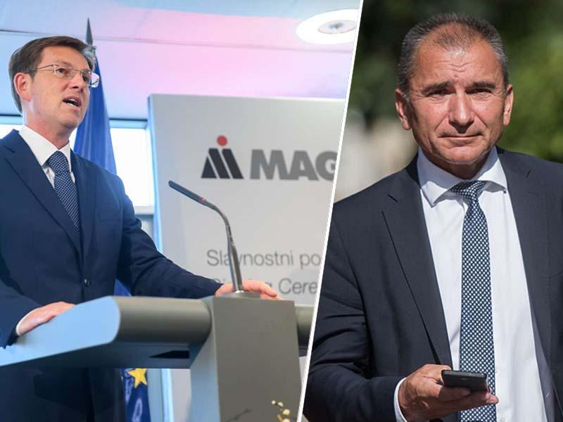 Janko Veber odkril še en madež na spornem projektu Magna