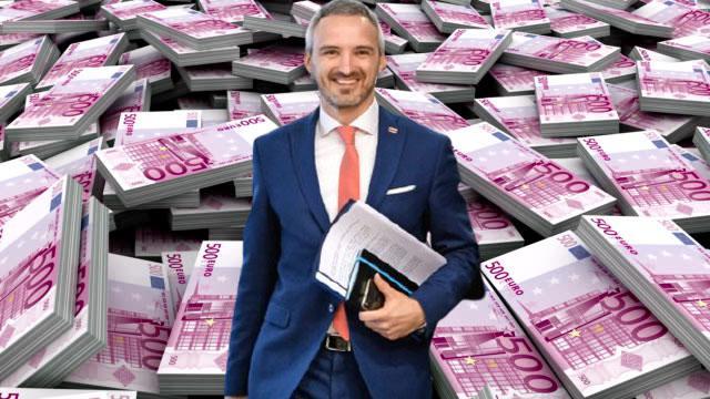 Cigler iskreno vesel: ministrstvo dalo 130.000 € njegovemu zavodu, ki propagira nasprotovanje cepljenju in splavu