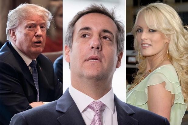 Trump razkril plačilo v povezavi s pornografsko igralko Stormy Daniels