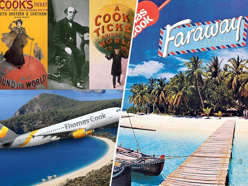 Zakaj je propadel Thomas Cook, najstarejša potovalna agencija na svetu