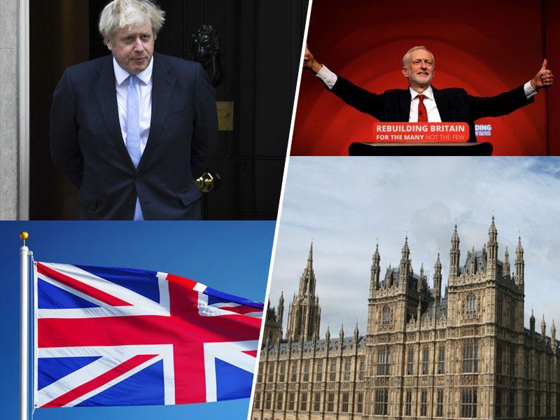 Kako bi »klorirani piščanec« Jeremy Corbyn lahko že kmalu postal – naslednji predsednik britanske vlade