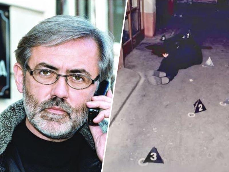 Država obsodila samo sebe: v Srbiji izrečeno 100 let zapora za uboj novinarja