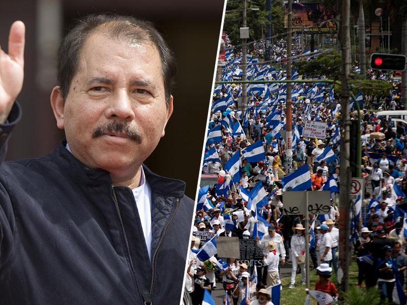 Ali bo Nikaragva takoj za Venezuelo naslednja tarča ameriške
