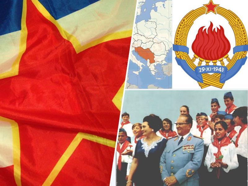 Srečen Dan republike: praznik SFRJ, ki nam je dala večino tega, s čemer še danes delamo, se hranimo in zdravimo …