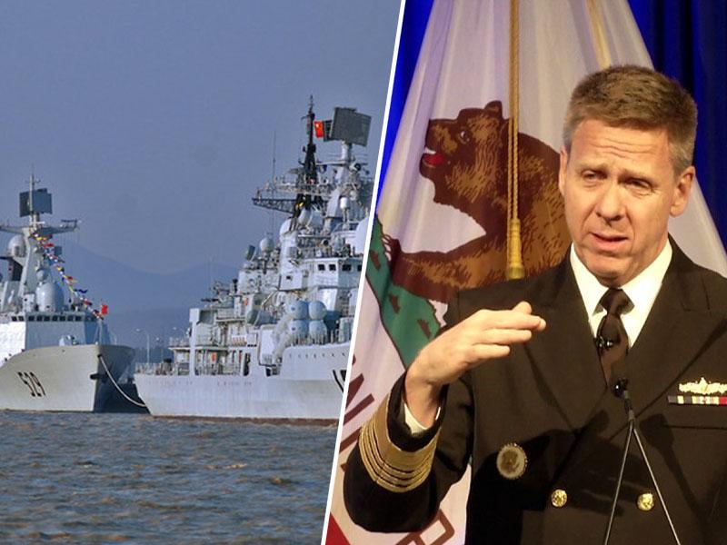 Ameriški admiral: prevlado Kitajske v Južnem Kitajskem morju lahko zaustavi »samo še vojna«