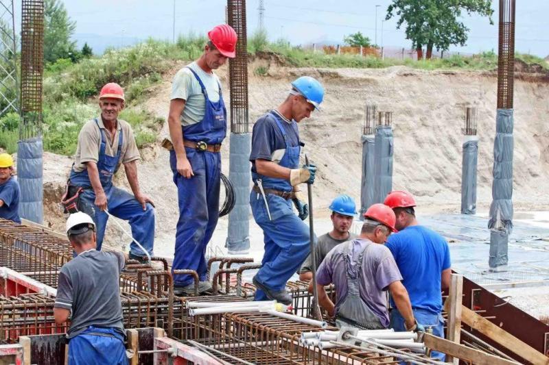 Slovenija tudi avgusta z najvišjo rastjo gradbeništva v EU