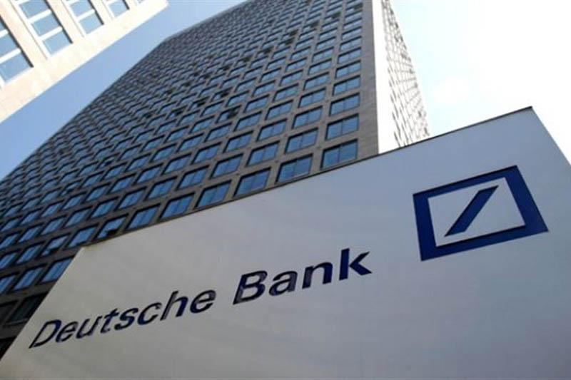Prvi mož Deutsche Bank zanika potrebo po državni pomoči