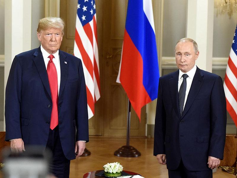 V ZDA predvajajo dokumentarec o dolgoletnem sodelovanju Trumpa z Rusi