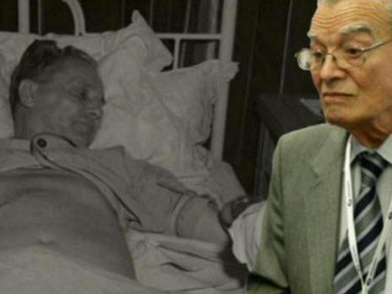 Zdravnik, ki je odklopil Broza z aparatov, preden se je poslovil razkril, kakšni so bili Titovi zadnji dnevi ...