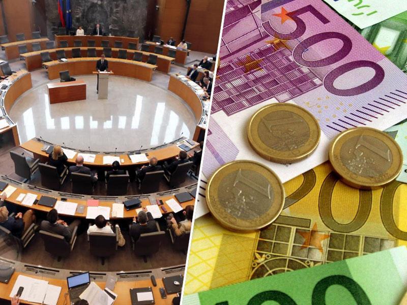 Rebalans proračuna potrjen, opozorila fiskalnega sveta preslišana, verjeten tudi veto državnega sveta