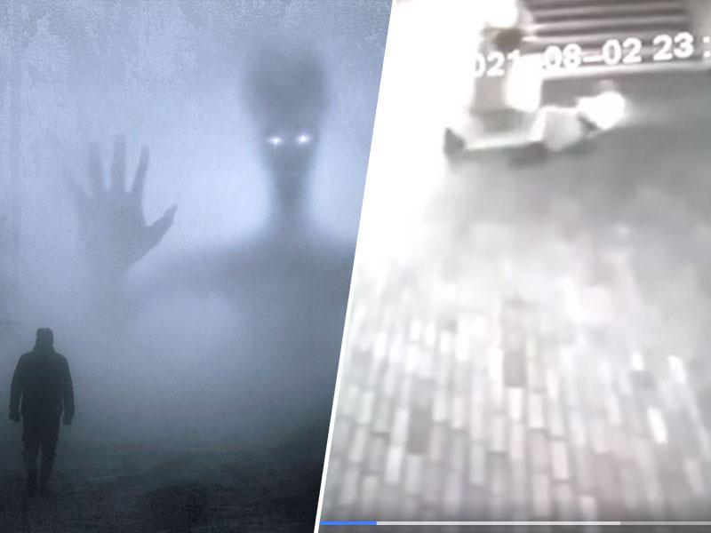 Paranormalna diverzija? Kolumbijski župan delil video posnetek napada »duhov« na njegovega varnostnika