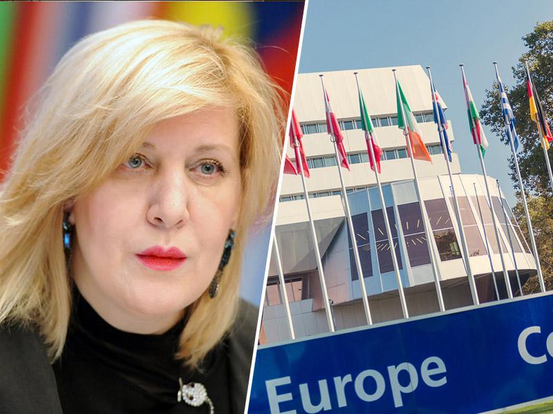 Komisarka Sveta Evrope za človekove pravice: Slovenska vlada epidemijo izkoristila za onemogočanje svobode izražanja