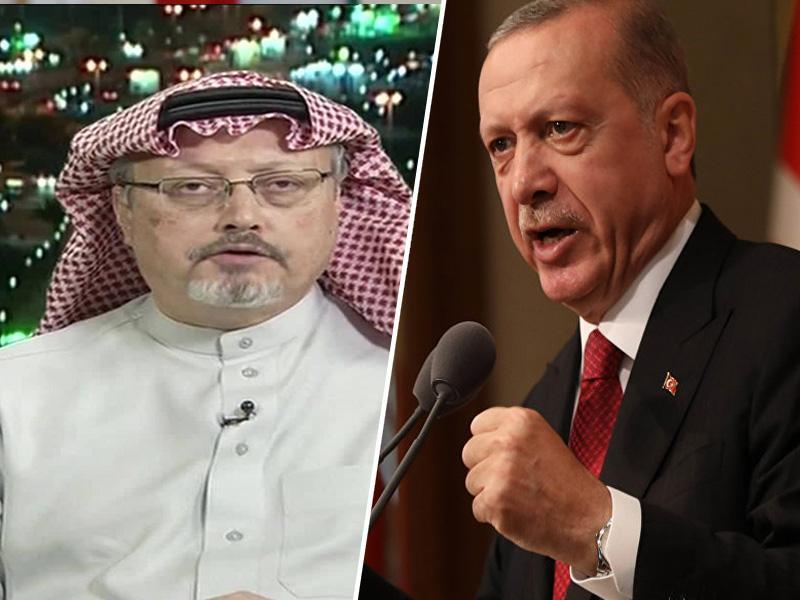 Erdogan zatrdil, da je za umorom Hašodžija najvišji državni vrh Saudove Arabije