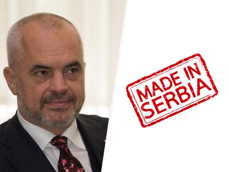 Poleg Kosova sedaj tudi Albanija izvaja politiko »ekonomskega rasizma«