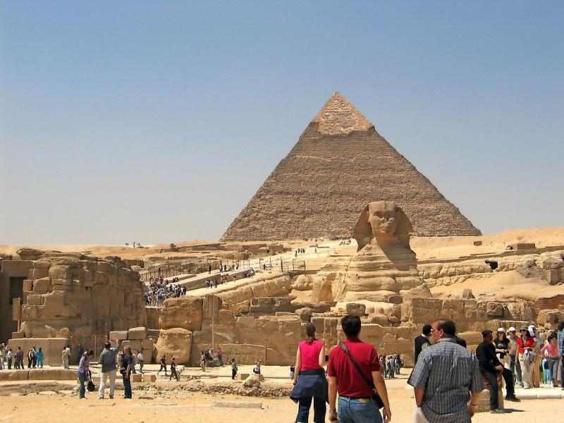 Elon Musk: Piramide so zgradili Nezemljani!