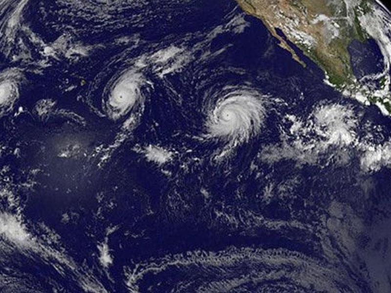 70-odstotna možnost pojava El Nino do konca leta