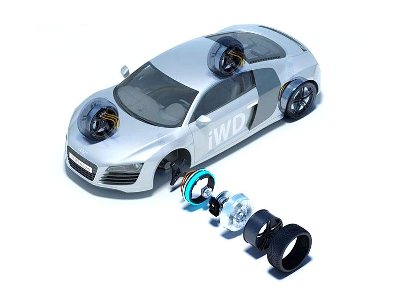 Elaphe EV – električni pogon
