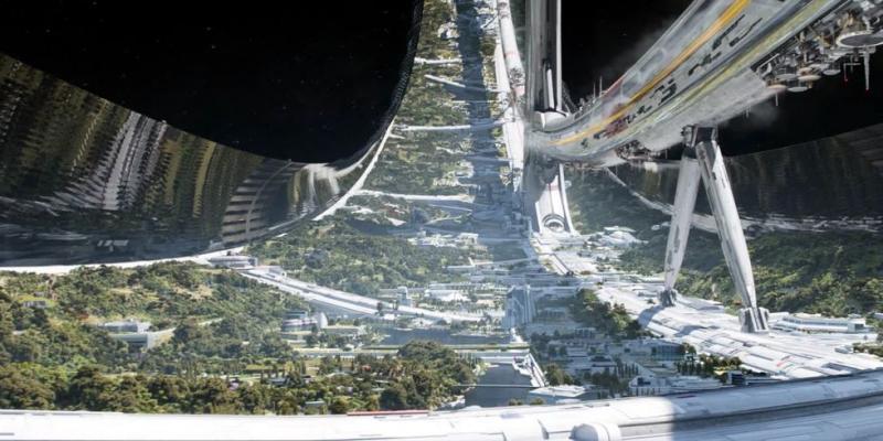 Najbogatejši človek na svetu misli, da bo človeštvo preživelo zgolj v cilindričnih vesoljskih mestih