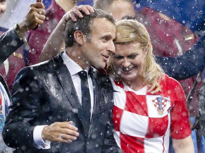 Hrvaška razdvojena - je Kolinda dokončno prestopila mejo?