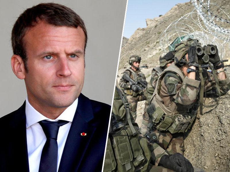 »V Franciji se kuha državljanska vojna in vi to veste!« Novo pismo francoskih častnikov razgrelo javnost