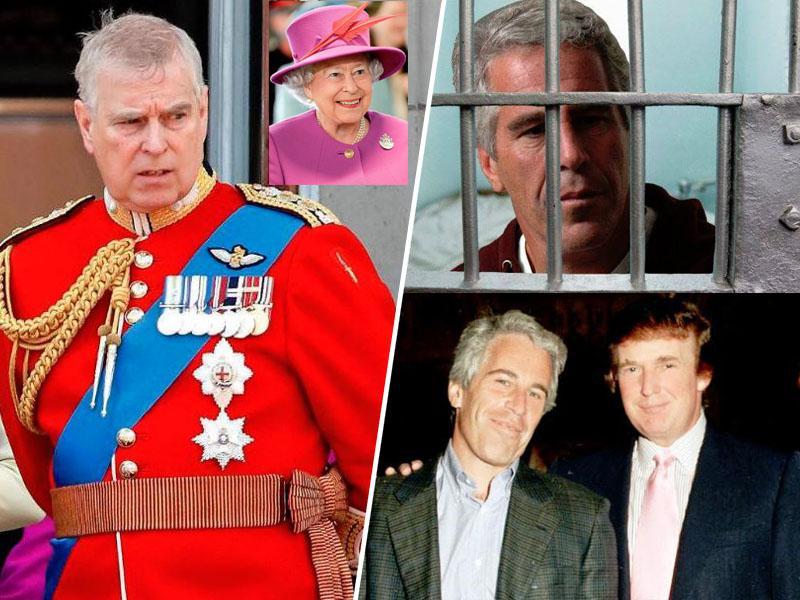Skrivnosti, ki povezujejo samomorilskega milijarderja in britanskega princa, so tako gnusne, da ogrožajo monarhijo