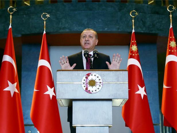 Erdogan: Za posredovanje v Siriji imamo podporo Rusije