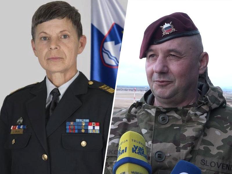 Mag. Rajić: »Le kako bi izgledalo, če ne bi zajezili informacij o psihičnih težavah poveljnice Generalštaba!«