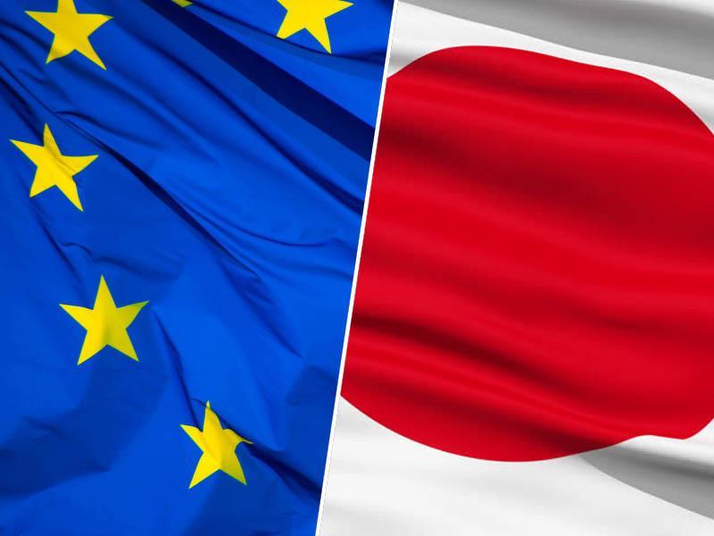 EU in Japonska uveljavili največje območje svobodne trgovine na svetu