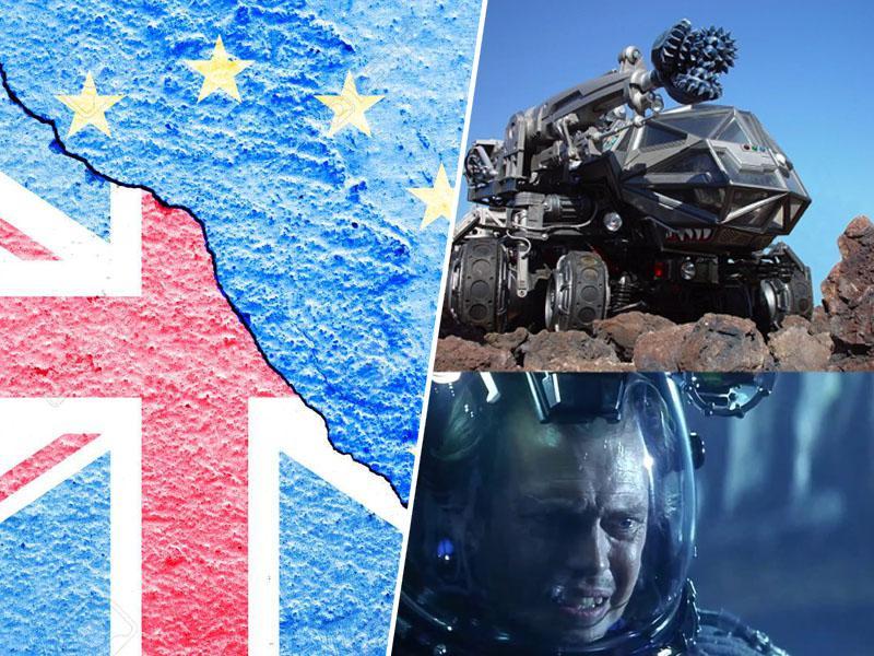 Armageddon, Johnsonova »jedrska opcija«: sabotaža institucij EU in Nigel Farage kot britanski »evropski« komisar