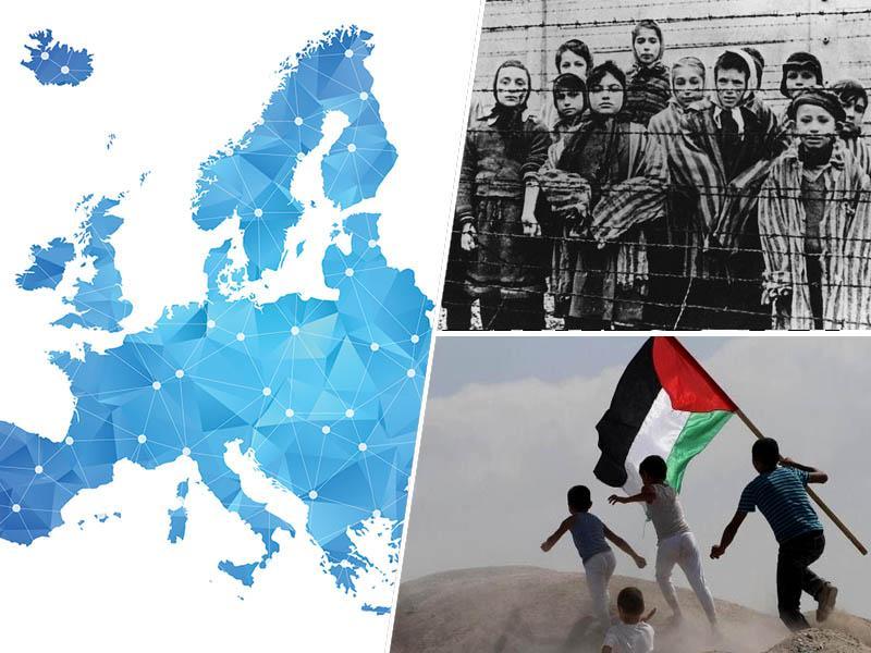 Senca nad Evropo: antisemitizem znova grozi stari celini, kot pred drugo svetovno vojno