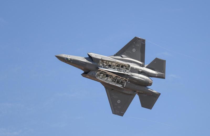 Izraelski kibernetski napadi povzročili ogenj v jedrskem objektu v Iranu, s F-35 napadli raketno oporišče