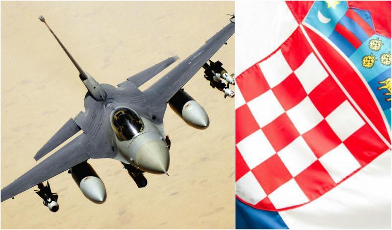 Mini oboroževalna tekma: Hrvaška po propadlem nakupu izraelskih F-16 znova v drag nakup eskadrilje vojaških lovcev